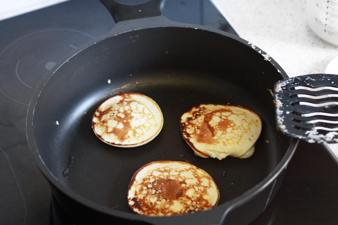 Portein Pancakes LowCarb Diät