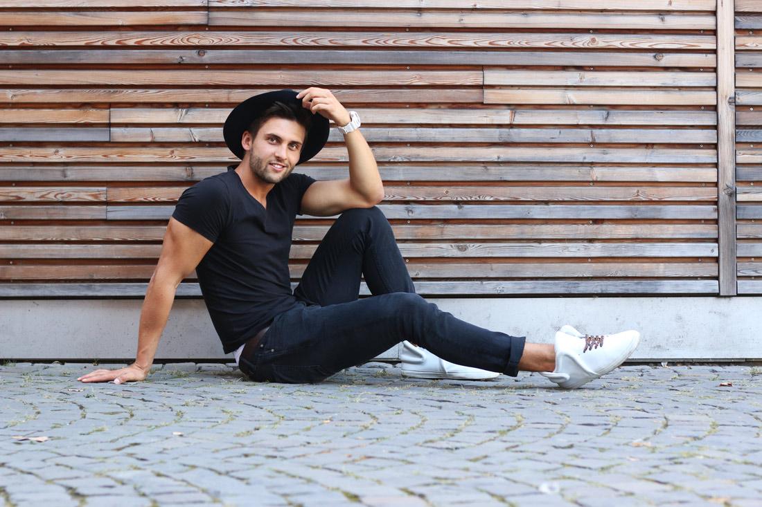 patrick Krüger fashion blogger lifestyle alkohol und fitness