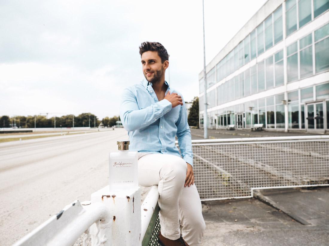 patrick krueger baldessarini casual outfit modern man